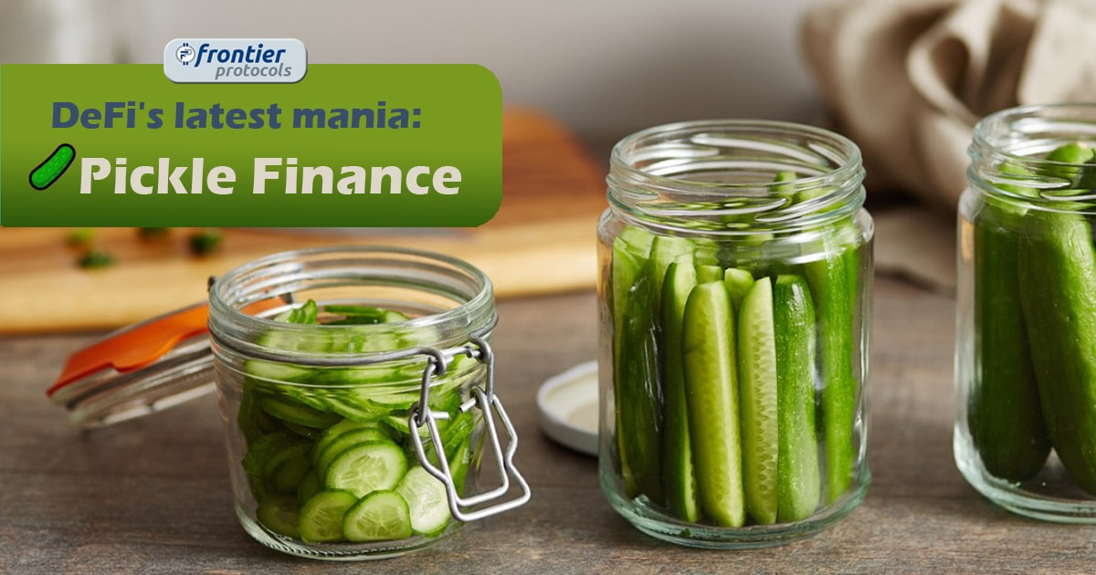 Pickle finance