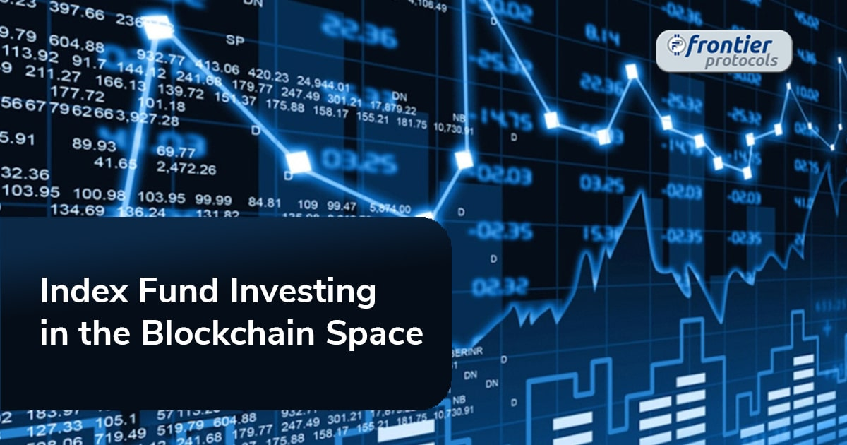 Index Fund Investing in the Blockchain Space